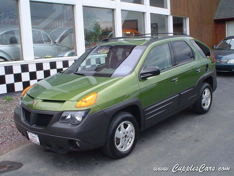 Used 2001 Pontiac Aztek Gt For Sale In Laconia Nh
