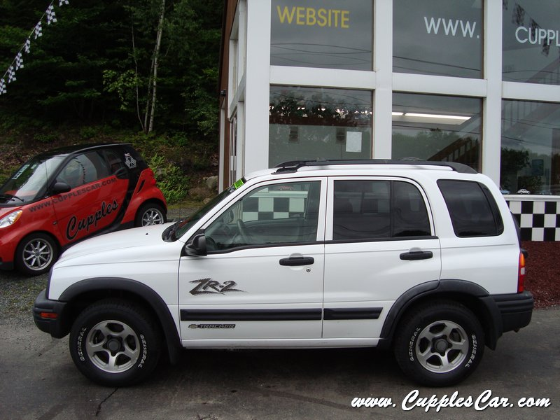 2003 Chevy Tracker ZR2 4X4 for sale in Laconia, NH ...