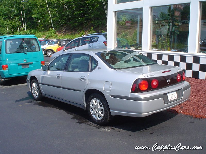 Used 2004 Chevy Impala for sale in Laconia, NH