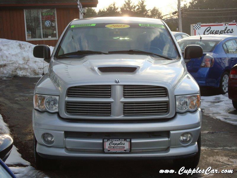 2005 Dodge RAM Quad Cab 4X4 DAYTONA for sale in Laconia ...