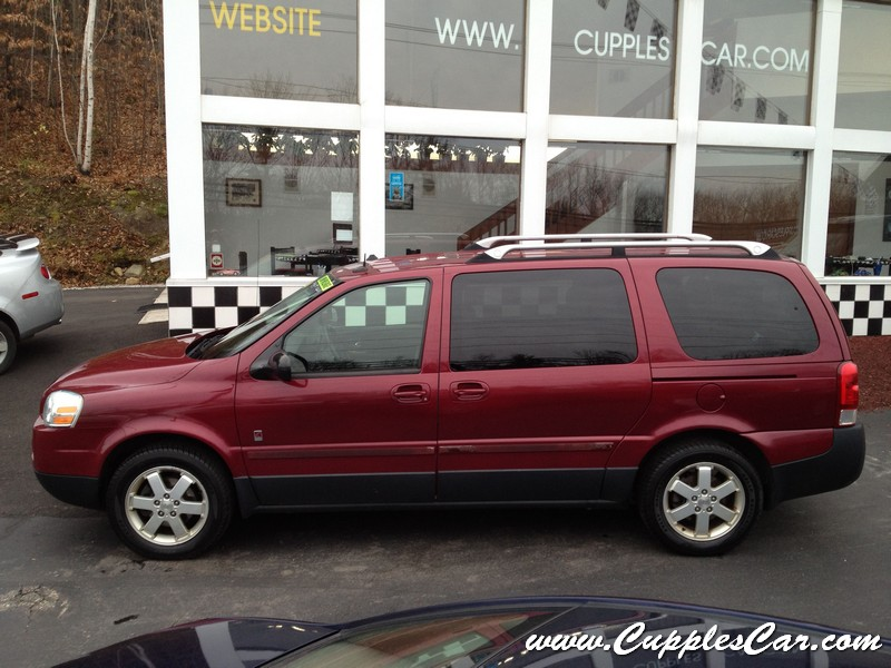 Used 2005 Saturn Relay 3 Fully Loaded Minivan For Sale In