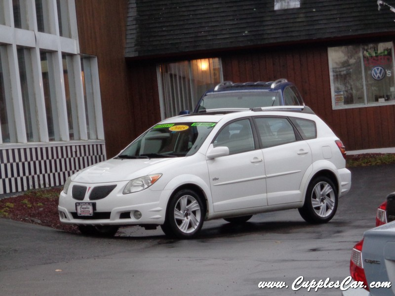 2005 Pontiac Vibe Gt Automatic Wagon For Sale In Laconia Nh