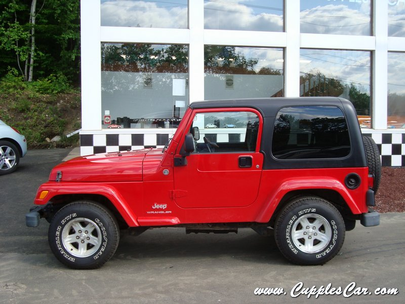 2005 Jeep Wrangler For Sale >> 2005 Jeep Wrangler X Rocky Mountain Edition 6-Speed for ...