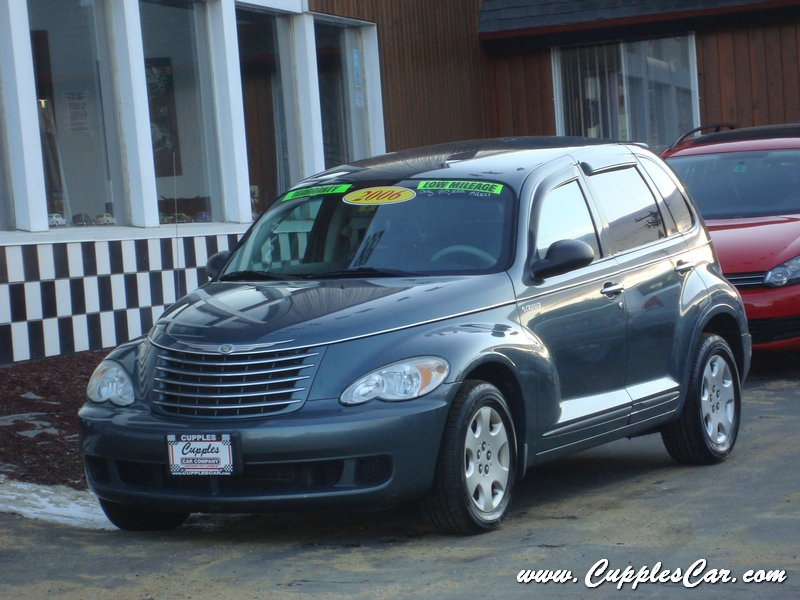 2006 chrysler pt cruiser touring edition for sale in laconia nh cupples cars used cars nh. Black Bedroom Furniture Sets. Home Design Ideas
