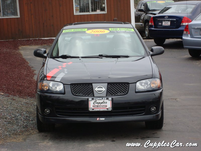 2006 Nissan Sentra SE-R Spec V 6-Speed NISMO for sale in ...