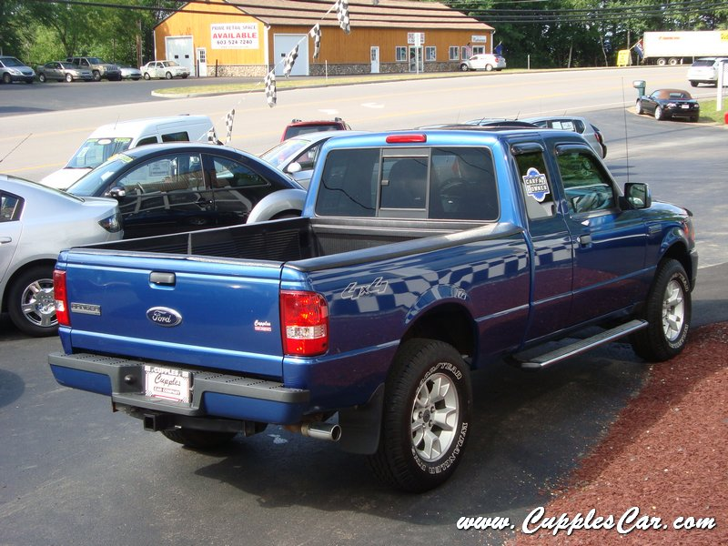 2007 Ford Ranger XLT 4X4 V6 for sale in Laconia, NH ...