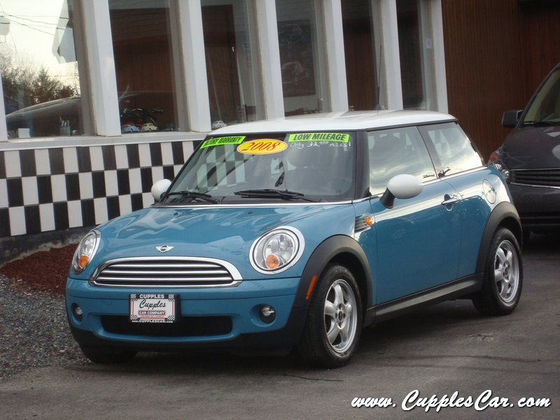 2008 MINI Cooper 6-Speed Oxygen Blue for sale in Laconia ...