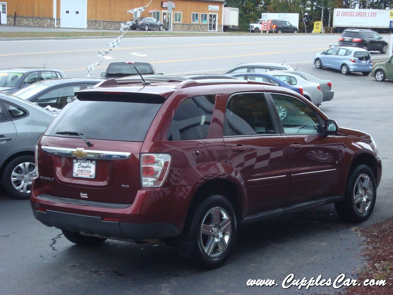 Used Chevy Equinox >> 2009 Chevrolet Equinox LT AWD LOADED for sale in Laconia, NH - Cupples Cars - Used Cars NH