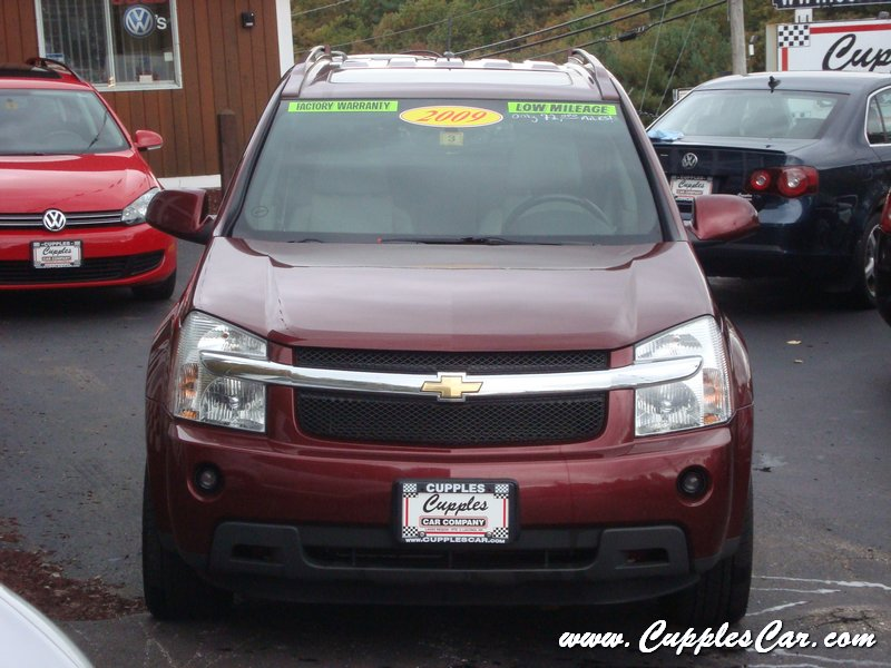 Used Chevy Equinox >> 2009 Chevrolet Equinox LT AWD LOADED for sale in Laconia ...