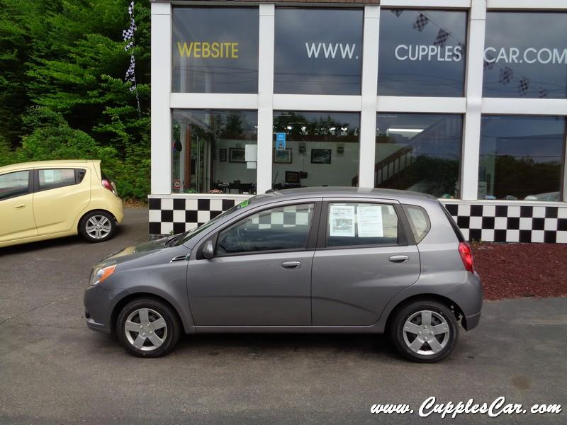 2010 Chevrolet Aveo5 photo - 1