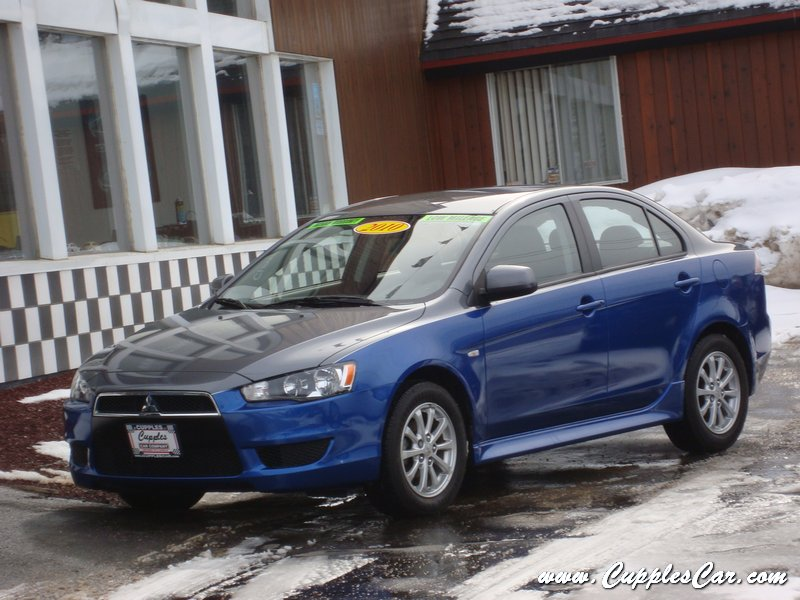Gallery For > 2011 Mitsubishi Lancer Custom
