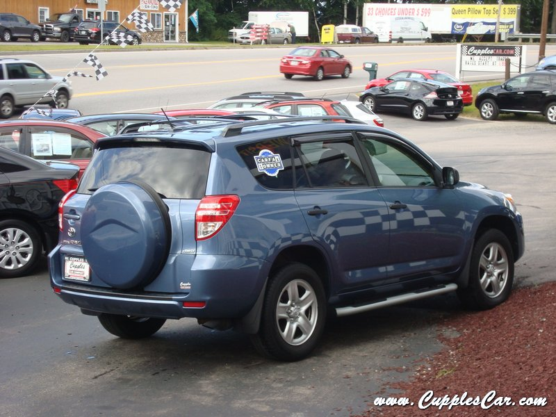 2010 Toyota Rav 4 Awd Automatic 4 Cylinder Automatic For
