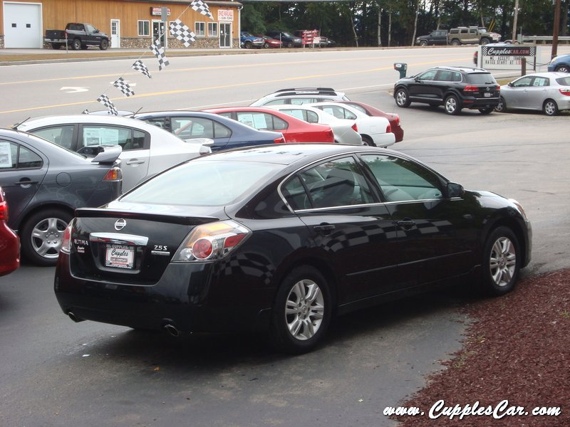 2011 Nissan Altima S Special Edition Automatic Sedan for ...