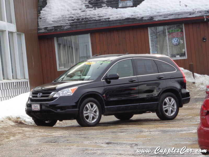 2011 Honda Crv Ex Awd Moonroof Automatic With Low Miles