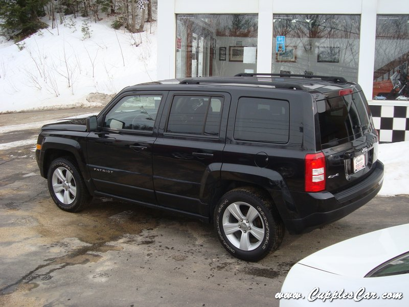 2011 jeep patriot 5 speed 4x4 for sale in laconia nh cupples cars used cars nh. Black Bedroom Furniture Sets. Home Design Ideas
