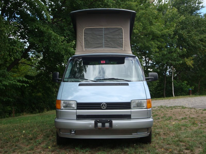 Curtains for Vanagon - GoWesty Camper Products - parts supplier
